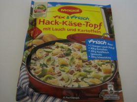 Maggi fix & frisch, Hack-Käse-Topf | Hochgeladen von: belinda