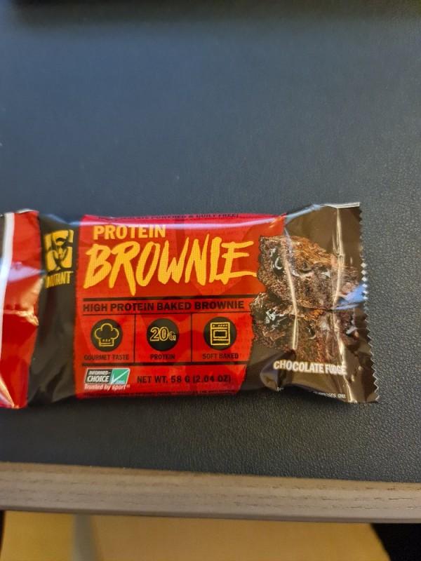 Mutant Protein Brownie Chocolate Fudge von pacoz   Hochgeladen von: pacoz