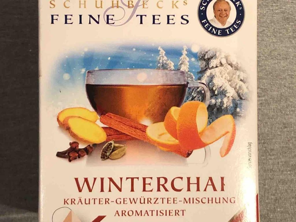 Winterchai, Kräuter-Gewürztee-Mischung von Fergy | Hochgeladen von: Fergy