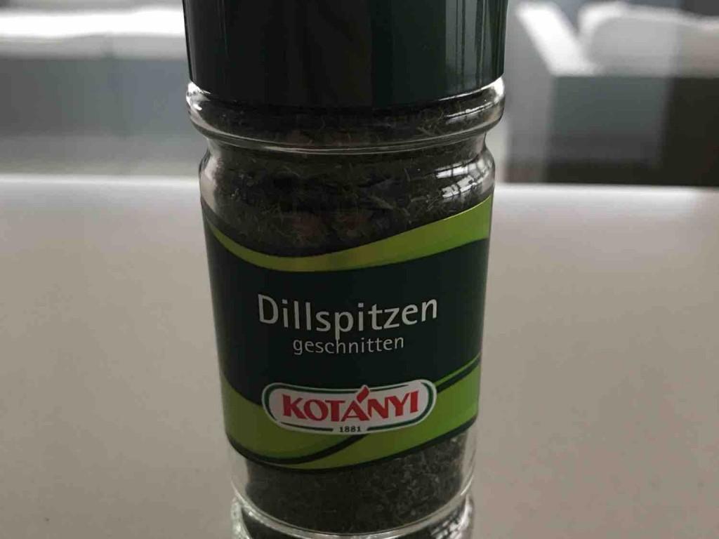 Dillspitzen gerebelt (Kotányi) von dariomattiello848 | Hochgeladen von: dariomattiello848