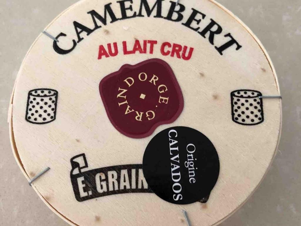 Camembert 45% E. Graindorge, Kaese von speichelflitzdra793   Hochgeladen von: speichelflitzdra793