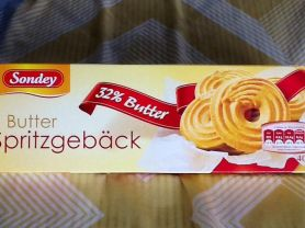 Butterspritzgebäck sondey, Butter | Hochgeladen von: mattalan