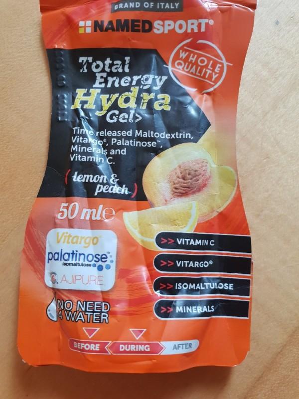 total energy hydra gel, lemon peach von felix980   Hochgeladen von: felix980