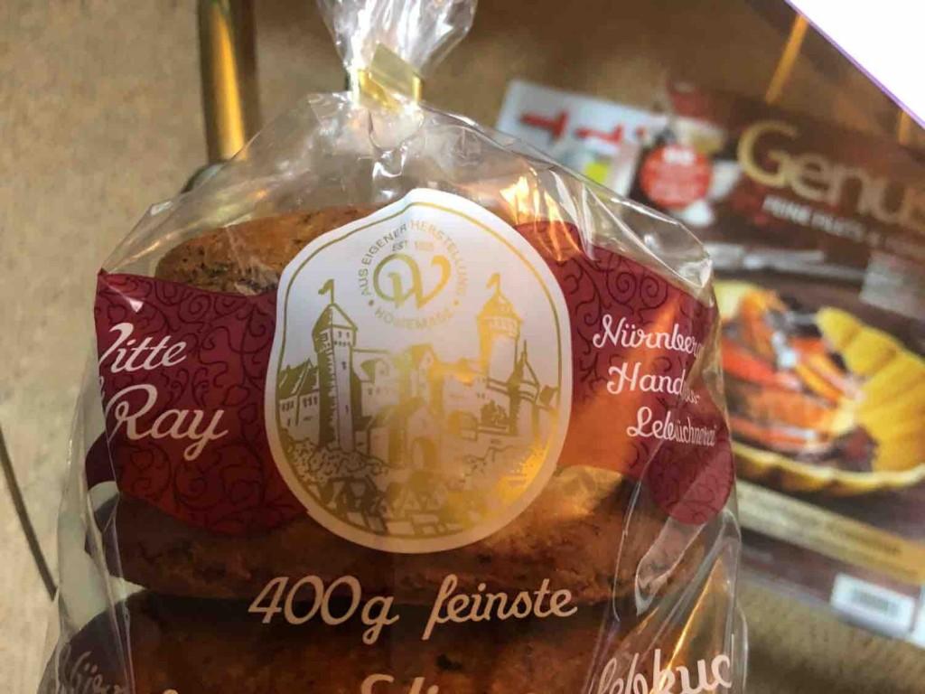Elisen-Lebkuchen von gweilo   Hochgeladen von: gweilo
