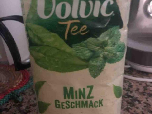 Volvic Tee Minzgeschmack von Ebju | Hochgeladen von: Ebju