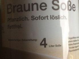 Braune Soße   Hochgeladen von: 24geli6
