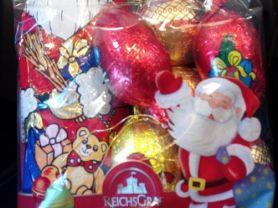Weihnachts-Mischung (Aldi), Schokolade   Hochgeladen von: Bellis
