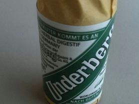 Underberg, Kräuter-Bitter   Hochgeladen von: Tommy69