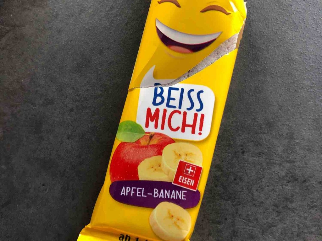 Beiss Mich Apfel Banane von Jeonahyun   Hochgeladen von: Jeonahyun