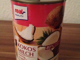 Kokosmilch, cremig, ungesüßt   Hochgeladen von: hubatz