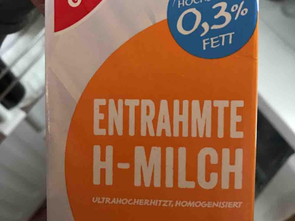 Kalorien Von Gut Günstig Entrahmte H Milch 03