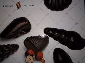 dark chocolate seashells, bitterschokolade 50%   Hochgeladen von: cantaloupe