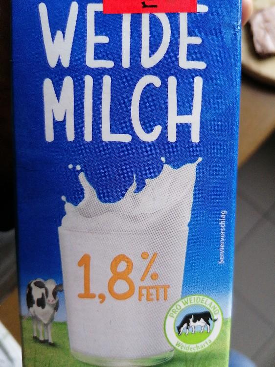 Fettarme Weide Milch, 1,8% Fett von Patrik Hannemann | Hochgeladen von: Patrik Hannemann