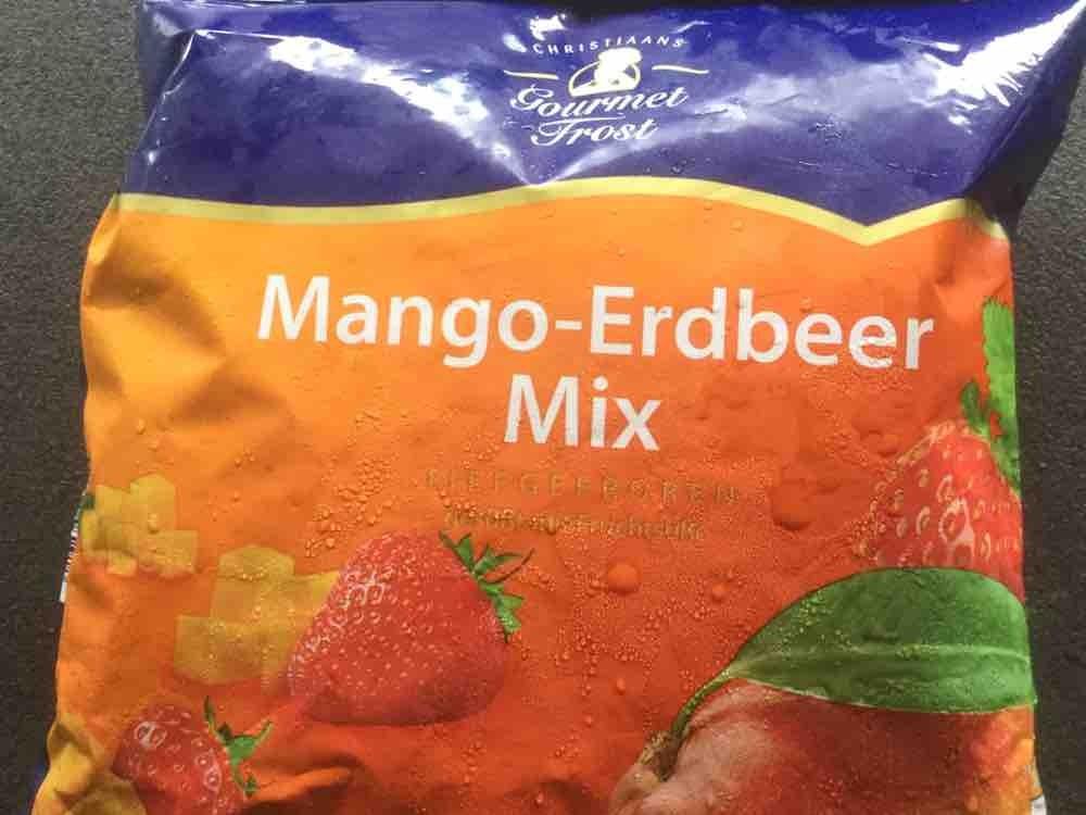 Gourmet Frost Mango-Erdbeer Mix, gefroren von REngel | Hochgeladen von: REngel