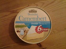 Deuscher Camemembert Spitzbub Leicht 6 eckenAldi | Hochgeladen von: ohne.Points.abnehmen