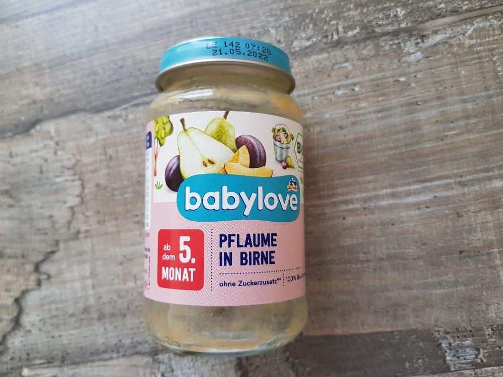 Babylove Pflaume in Birne von Jussy 1979 | Hochgeladen von: Jussy 1979