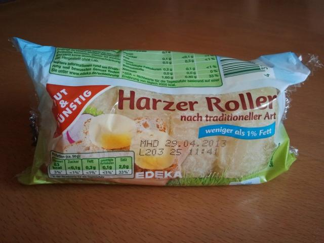 Harzer Roller, Käse   Hochgeladen von: Ramona76
