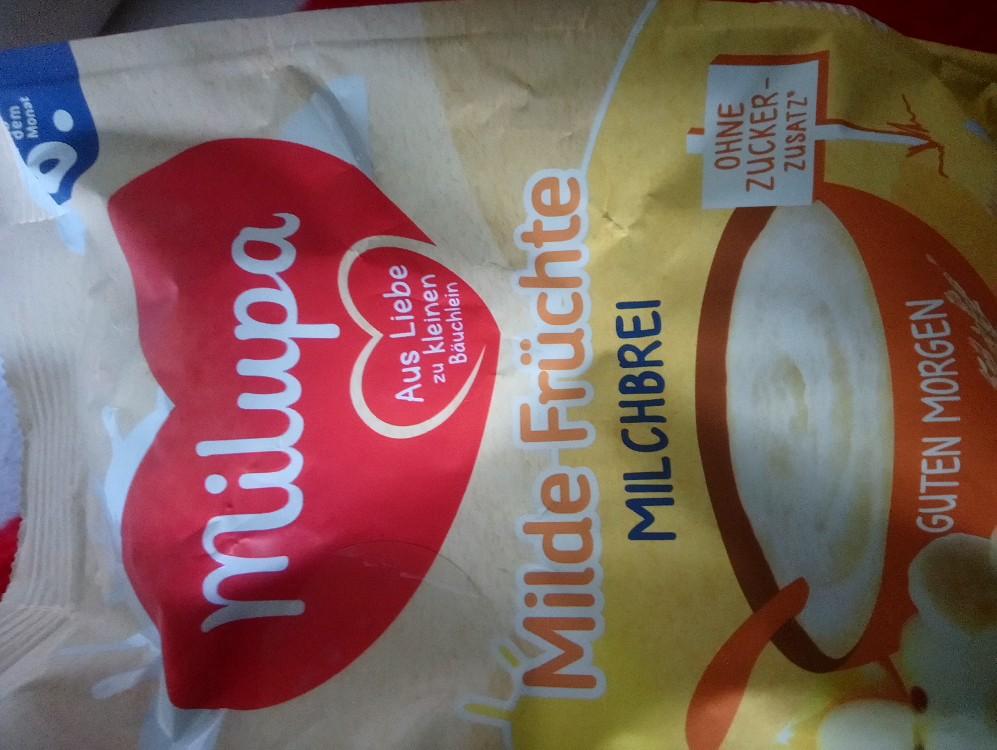 Milupa Guten Morgen Milde Früchte, mit Wasser von Simon91 | Hochgeladen von: Simon91