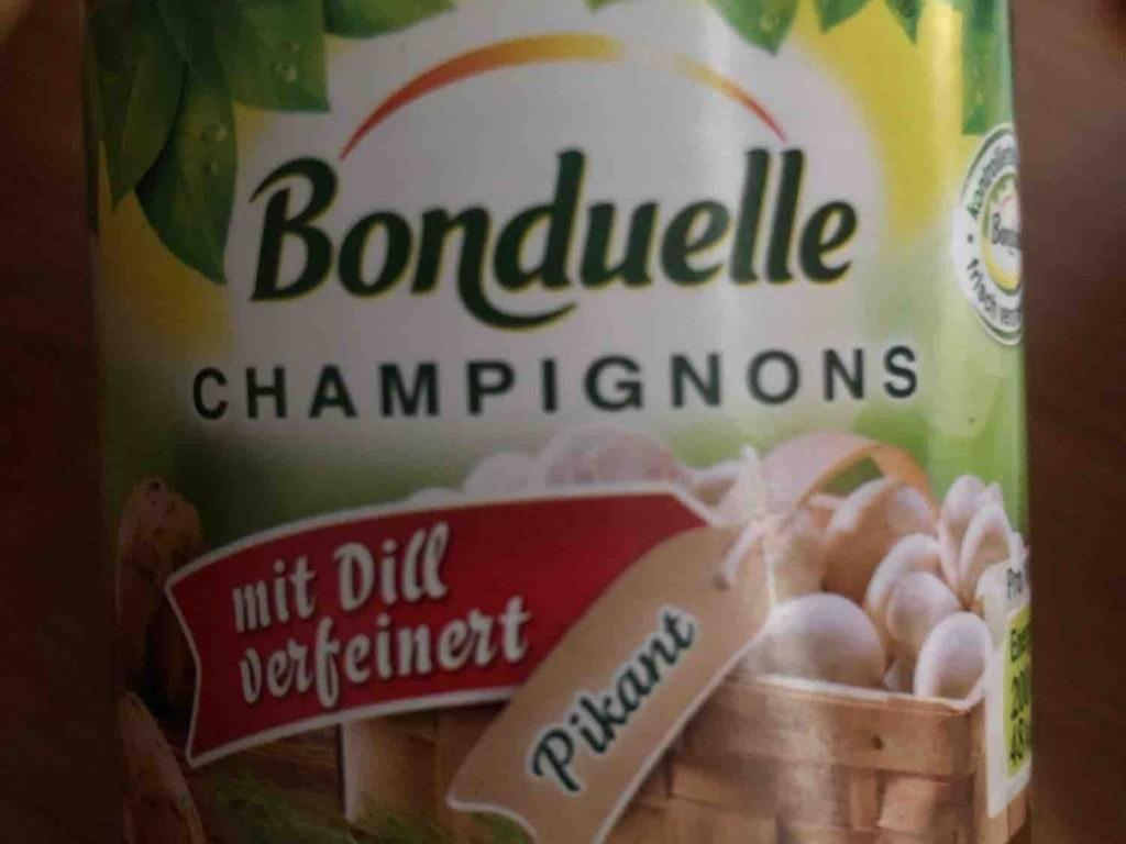 Champignons, mit Dill verfeinert / pikant von Hutte | Hochgeladen von: Hutte