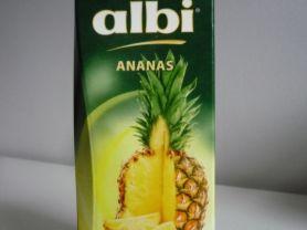Albi Ananas Nektar | Hochgeladen von: pedro42