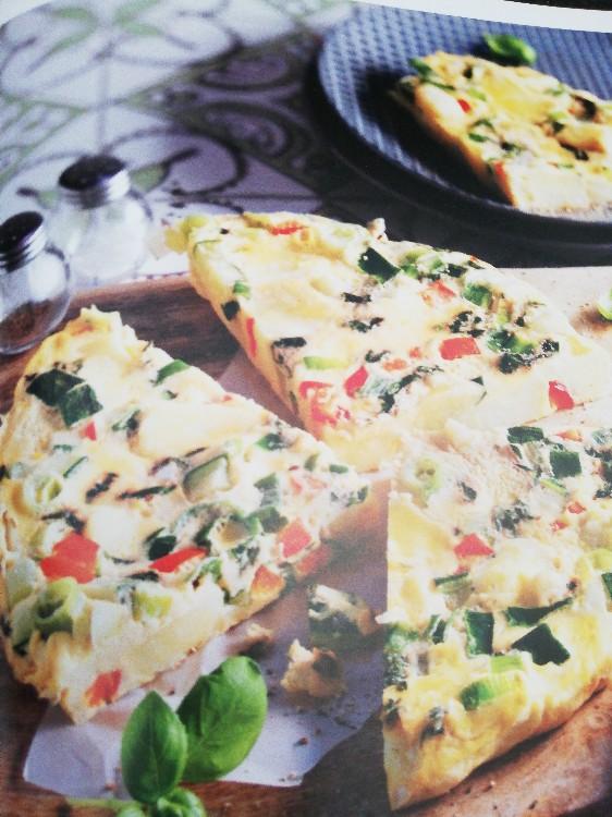 Tortilla, mit Gemüse von como | Hochgeladen von: como