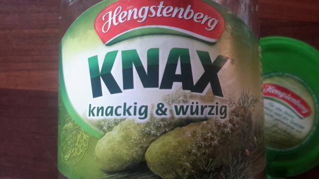 KNAX, knackig & würzig   Hochgeladen von: subtrahine