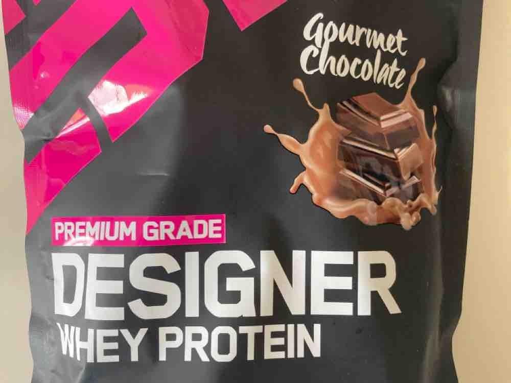 DESIGNER WHEY PROTEIN Gourmet Chocolate von thunderthor | Hochgeladen von: thunderthor