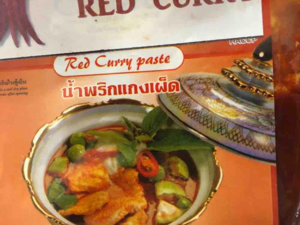 rote Currypaste  von MarcKobus | Hochgeladen von: MarcKobus