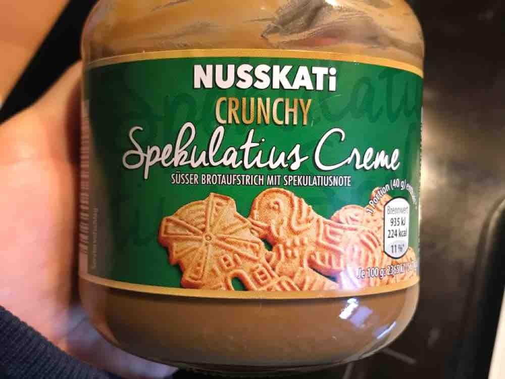 Nusskati Spekulatius Creme, Crunchy von Tabi99   Hochgeladen von: Tabi99
