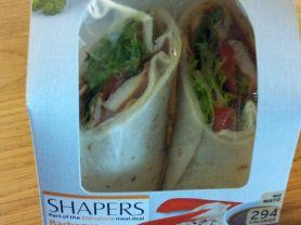 Shapers Barbecue Chicken (tortilla wrap)   Hochgeladen von: leberwesen