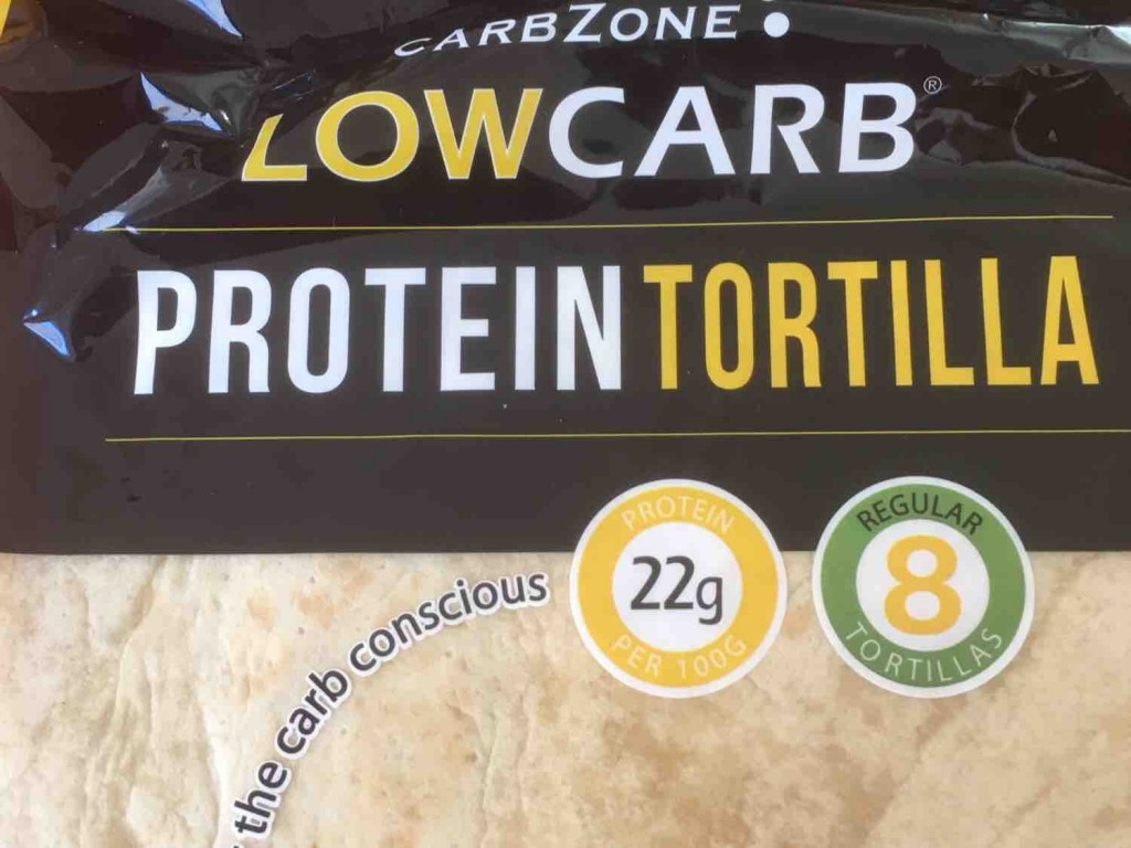 Low Carb Tortillas, Carbzone von Msar27   Hochgeladen von: Msar27