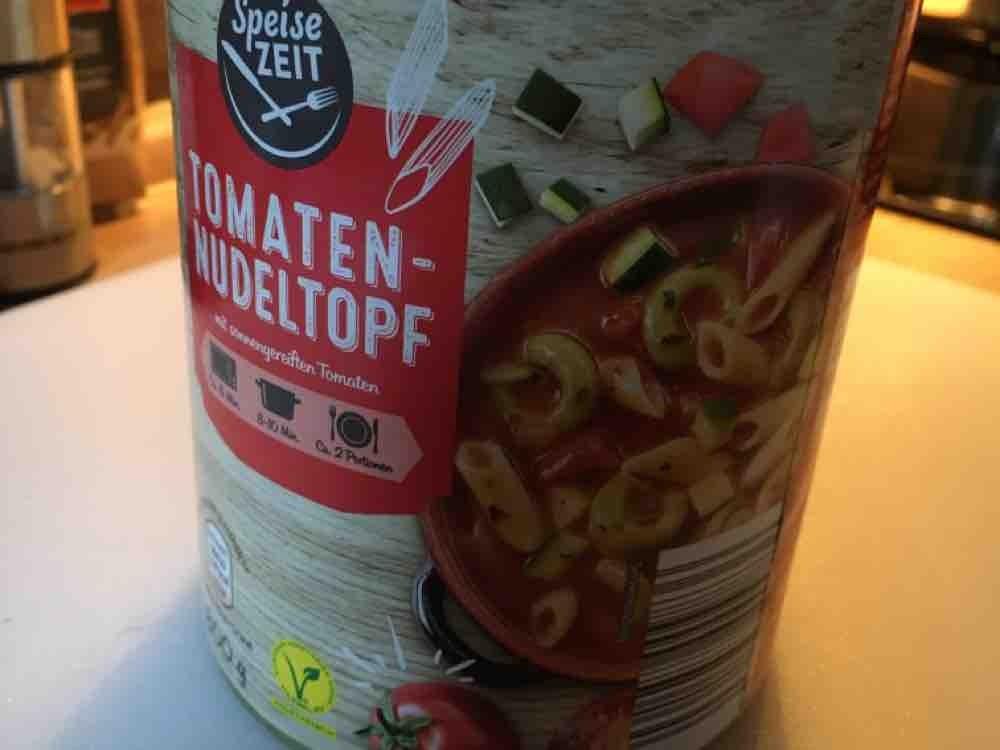 Tomaten-Nudeltopf von Muskelbiber | Hochgeladen von: Muskelbiber