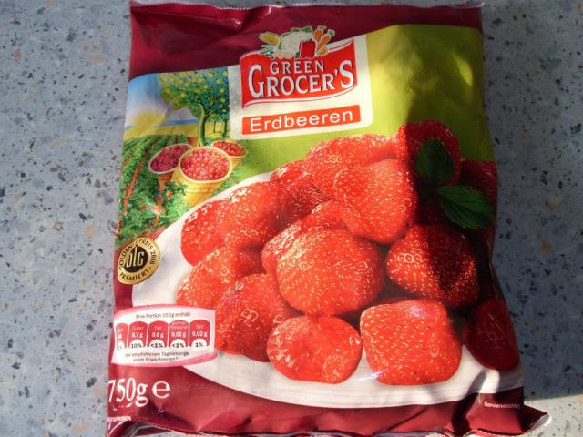 Green Crocers Erdbeeren | Hochgeladen von: Bellis