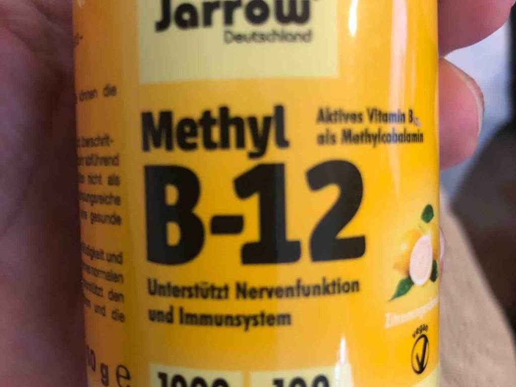 B12 Kapseln, vegan  von satane   Hochgeladen von: satane