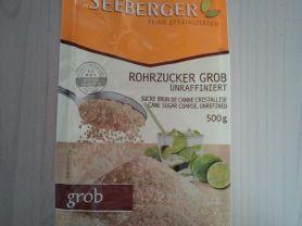 Seeberger Rohrzucker grob   Hochgeladen von: Ramona76