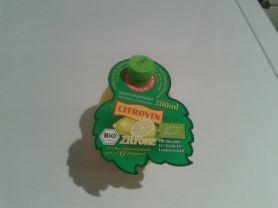 Citrovin Säuerungsmittel, mit 20% Bio-Zitronensaft, spritzig | Hochgeladen von: schreischatten