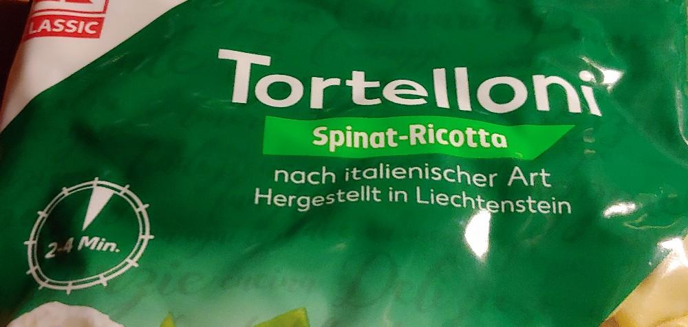 Spinat-Ricotta Tortelloni (K-Classic) von hardy1912241 | Hochgeladen von: hardy1912241