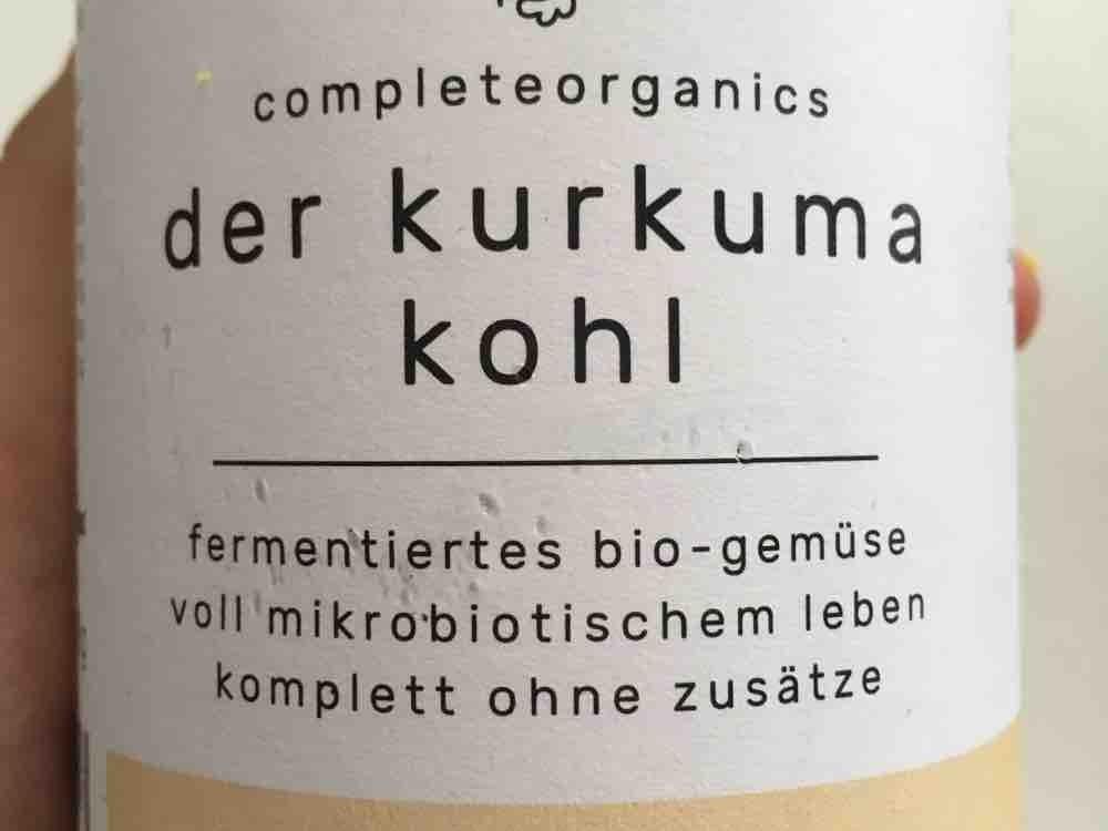Kurkuma  Kohl, fermentierte  Biogemüse von ketomel | Hochgeladen von: ketomel