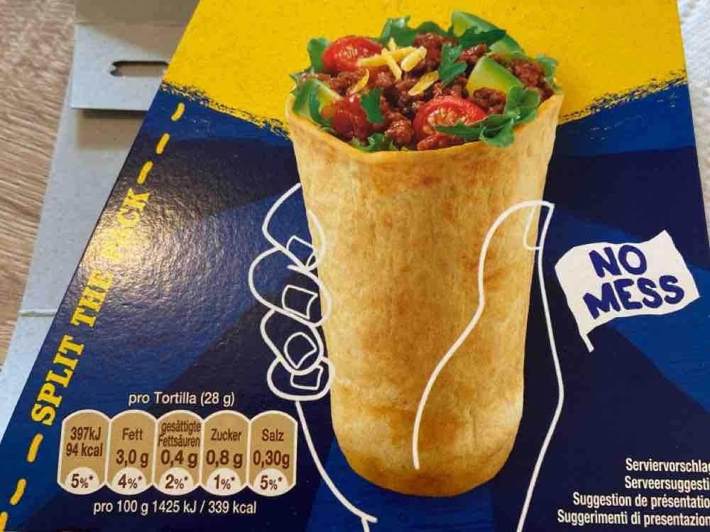 Tortilla Pockets, Old El Paso 1 Tortilla=28 Gramm von Jelena81 | Hochgeladen von: Jelena81