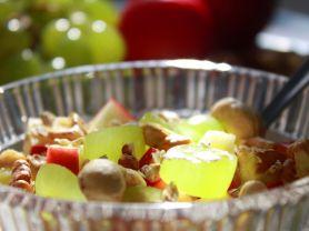 Frisches Früchte-Nuss-Müsli | Hochgeladen von: julifisch