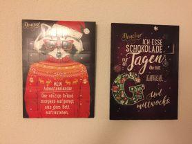 Adventskalender Alpen-Vollmilchschokolade   Hochgeladen von: rks