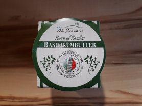 Butter mit Basilikum   Hochgeladen von: cucuyo111