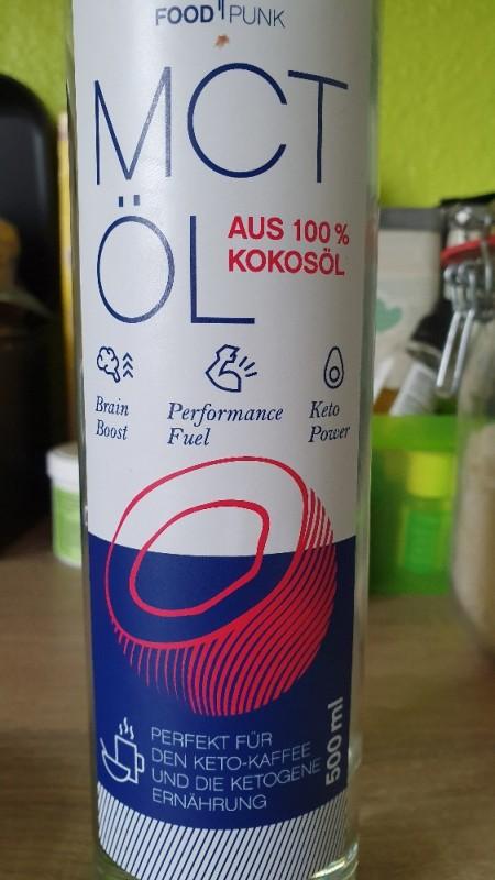 MCT Öl, aus 100% Kokosöl von spatzel23273 | Hochgeladen von: spatzel23273