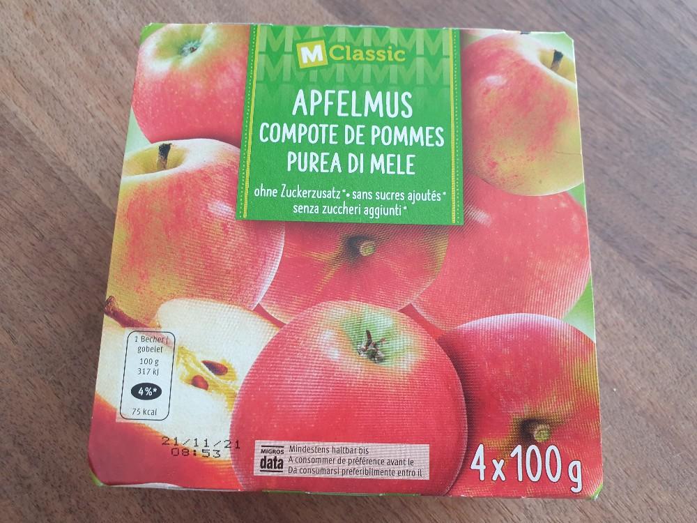 Apfelmus ohne Zuckerzusatz von Janet75 | Hochgeladen von: Janet75