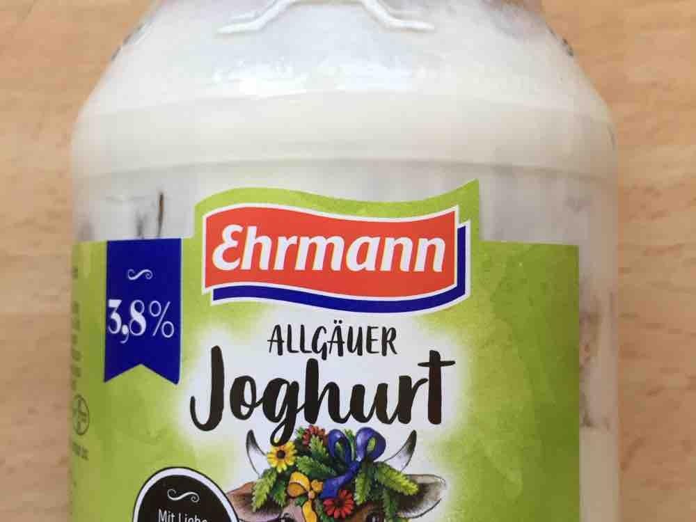 Allgäuer Joghurt mild, natur von huelli9 | Hochgeladen von: huelli9