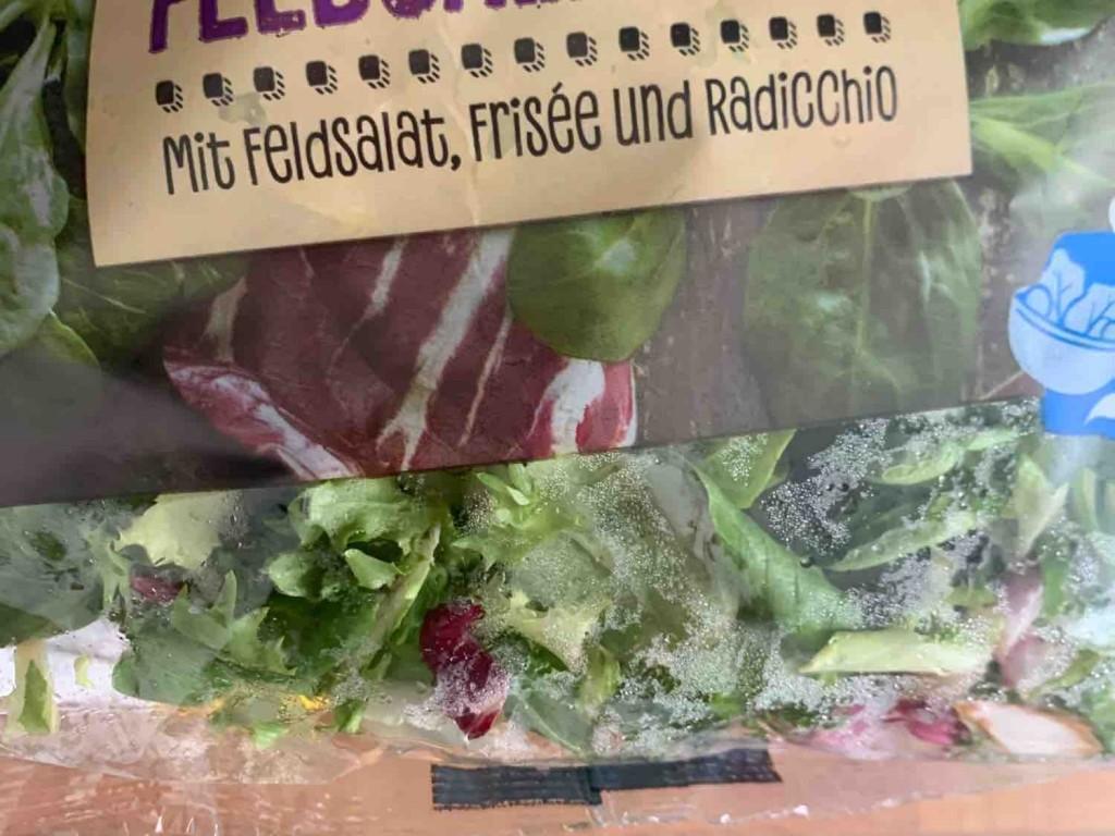 Frischer Gourmet-Mix, mit Frisée, Feldsalat, Radicchio von laura16489   Hochgeladen von: laura16489
