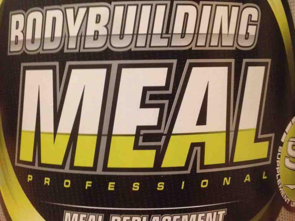 Bodybuilding Meal, Schoko-Marzipan von MathiasBeckmann   Hochgeladen von: MathiasBeckmann