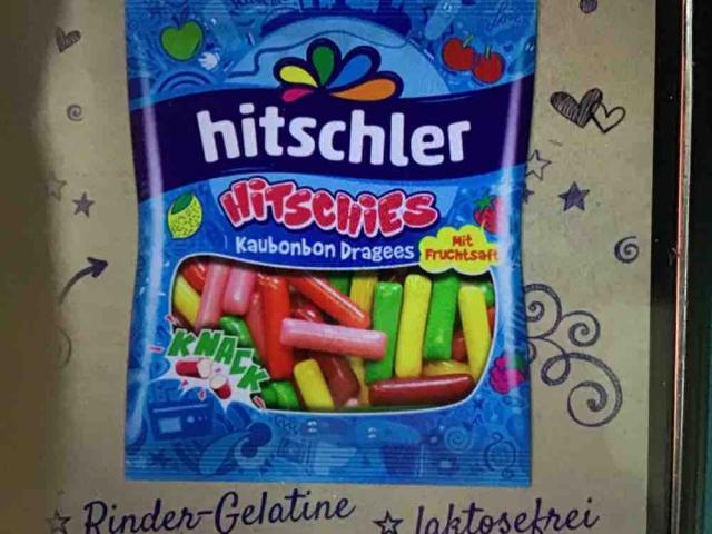 Hitschies fruchtig und knackig von alliulli | Hochgeladen von: alliulli