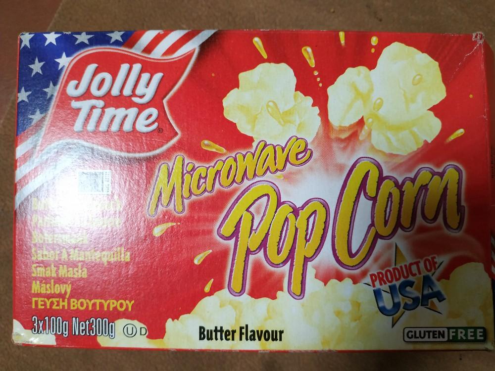 Microwave Pop Corn, Butter Flavour von Rabbitsurfer   Hochgeladen von: Rabbitsurfer