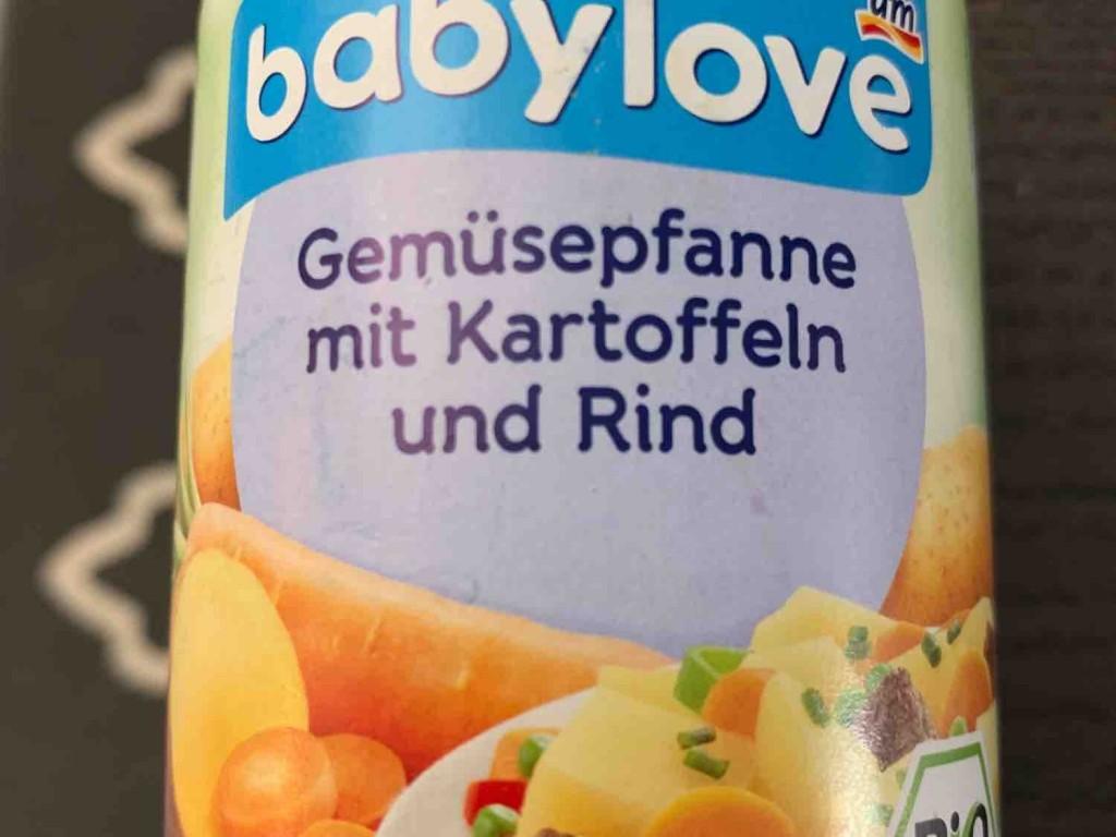 Gemüsepfanne mit Kartoffeln und Rind von Karl88   Hochgeladen von: Karl88